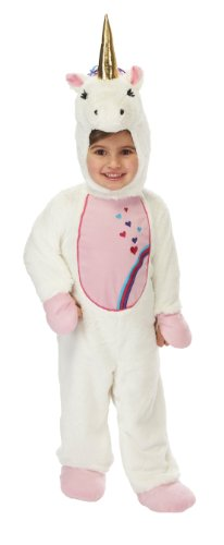 Just Pretend Kids Unicorn Animal Costume, Small