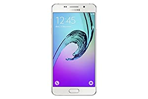 Samsung Galaxy J5 2016 16 GB UK SIM-Free Smartphone - White