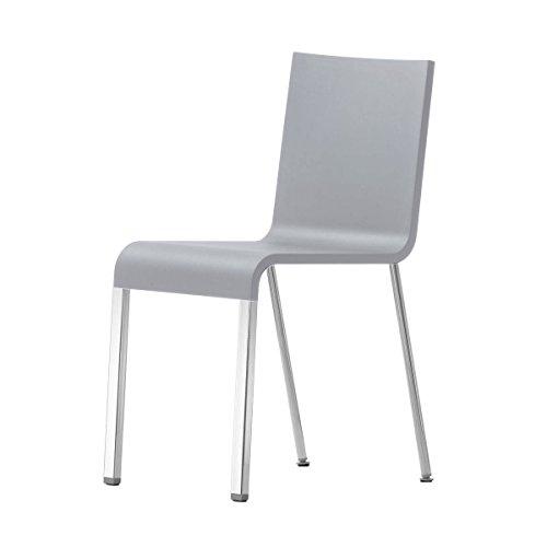 Vitra-440-142-000105-03-Stuhl-grau-stapelbar