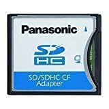 松下電器産業 SD/SDHCメモリーカード用CFアダプター BN-CSDACP3