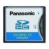 Panasonic SD/SDHCメモリーカード用CFアダプター BN-CSDACP3