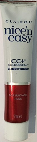 six-packs-of-clairol-nice-n-easy-cc-colourseal-conditioner-for-radiant-reds-57ml