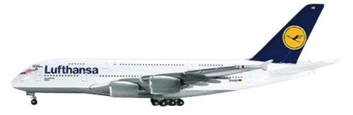 Daron Herpa Lufthansa A380 Reg#D-AIMB FC Bayern MU Model Kit (1/500 Scale) (Lufthansa Model compare prices)