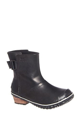 Slimboot Pull-On Low Heel Rain Boot