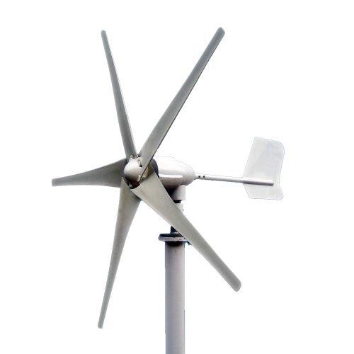 Aleko® Wg450A 450 Watt 12 Volt Residential Wind Turbine Generator
