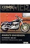 img - for Harley-Davidson XL Sportster 2004-2011 (Clymer Motorcycle Repair) by Morlan, Mike (2011) Paperback book / textbook / text book