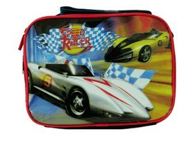 Lunch Box Speed Racer Insulated Lunch Box