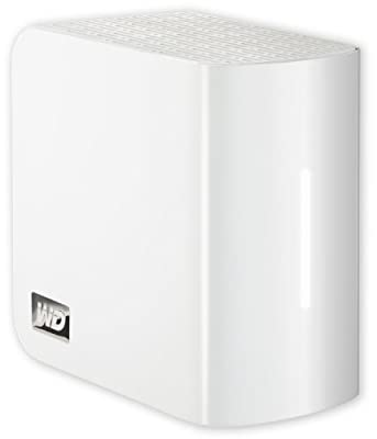 Western Digital My Book World Edition II - 4 TB (2 x 2 TB) Network Attached Storage by Western Digital