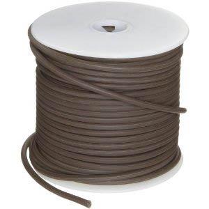 12 Ga. Brown Abrasion-Resistant General Purpose Wire (Gxl) - (Price Per 25 Feet)