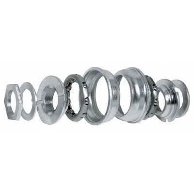 Sun Bottom Bracket Cup Set MX 1 Piece 24TPI