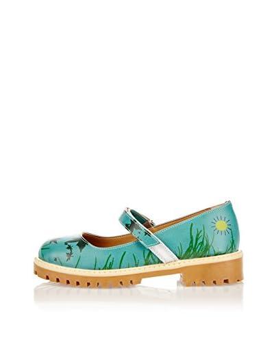 Goby Kids Zapatos Mary Jane Gk7031