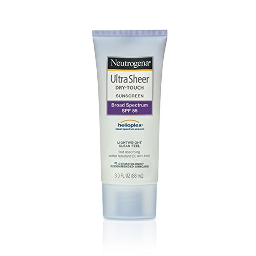Neutrogena Ultra Sheer Dry Touch Sunblock SPF 50+