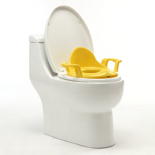 Kidsmile Boys & Girls Children Kid Baby Potty Training Urinal Toilet Chair Yellow
