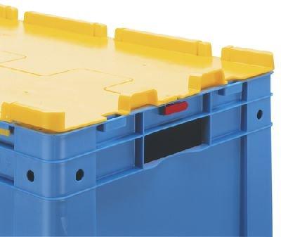 Tabla Klappdeckel für TSTSK 600×400, Farbe: orange, VE=4 günstig