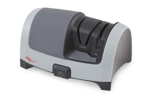 Kitchen Iq Diamond Edge 2-Stage Electric Knife Sharpener