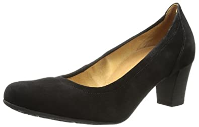 Gabor Shoes Gabor Comfort 82.171.47 Damen Pumps, Schwarz (schwarz), EU 36 (UK 3.5) (US 6)