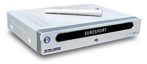 AB-Com IPBox 9000 Plus HD Sat DVB-S2 Linux HDTV Twin-Receiver silber