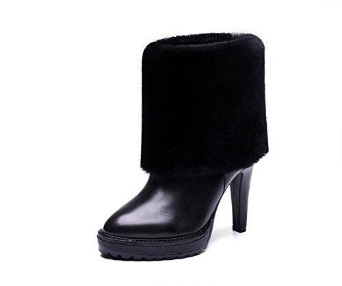 frau-herbst-und-winter-stiefel-fein-mit-plusch-leder-runden-high-heels-schuhe-black-37
