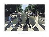 ポスター イアン マクミラン The Beatles Abbey Road
