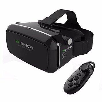 CUDEVS VRSN89 Virtual Reality Headset, 3D VR Glasses Smartphones