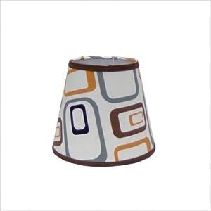 Fancy Lamp Shades on Amazon Com  Babykins Fancy Block Lamp Shade  Home Improvement