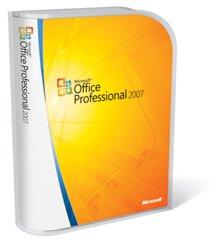 Office 2007 Professional - Full Retail Suite
