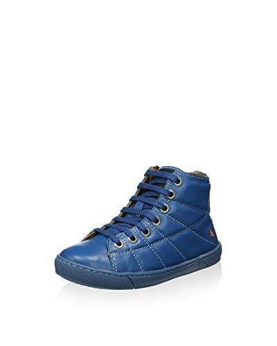 Art Zapatillas Azul