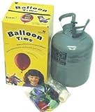 使い捨てヘリウムガス バルーンタイム 中230リットル