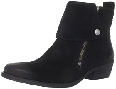 Nine West Women's Bleaker Ankle Boot,Black,6 M US