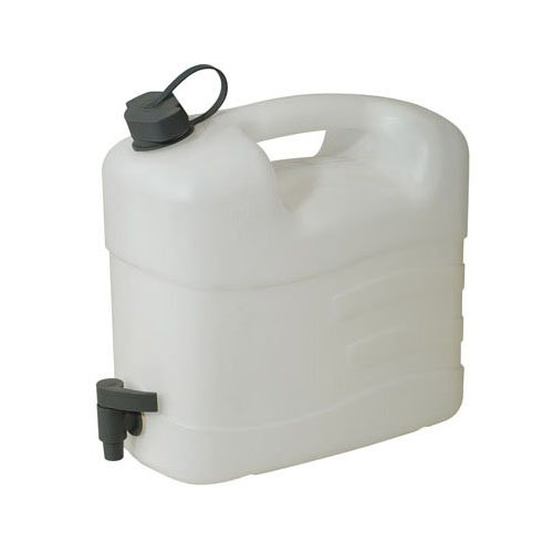 Sealey WC10T Fluid Container with Tap, 10 Liter