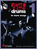 echange, troc Oosterhout Arjen - Real Time Drums In More Songs Vol.1 + Cd