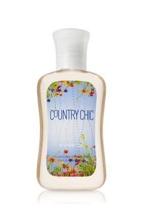 バス&ボディワークス カントリーチック シャワージェル トラベルサイズ Country Chic Shower Gel TravelーSize