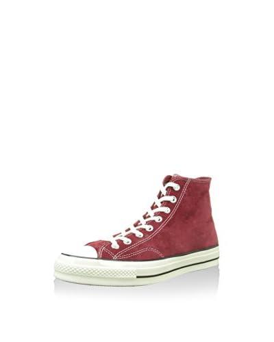 Converse Zapatillas abotinadas Rojo Oscuro
