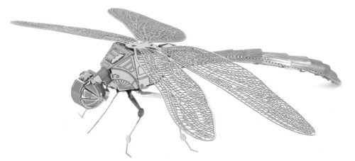 Fascinations Metal Earth 3D Laser Cut Model - Dragonfly
