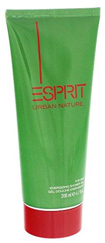 3 x Esprit Urban Nature Shower Gel per gli uomini Gel / ogni 200 ml / doccia