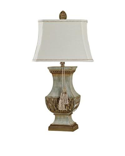 StyleCraft Baluster 1-Light Table Lamp, Multi