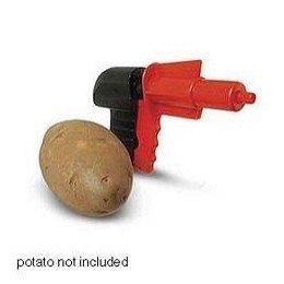Potato Plastic Toy Gun - The Original Vintage Nostalgic Toy Gun