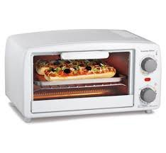 White Extra-Large Toaster Oven/Broiler