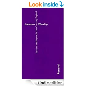 Common Worship: Funeral Booklet (Common Worship: Services and Prayers for the Church of England)