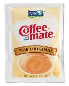 Nestle Coffeemate Creamer Original 3 Gram Packets /50 Per X 6 (Pack Of 6)