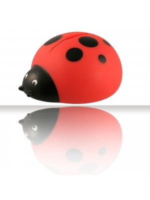 Little Ladybug Coin Bank