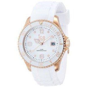腕時計 アイスウォッチ Ice-Watch IS.WER.U.S.13 White Rose Gold Ice-Style Watch【並行輸入品】