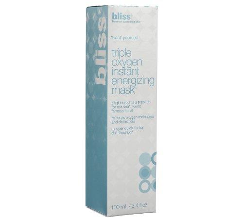 Bliss Triple Oxygen Instant Energizing Mask 3.4 fl oz (100 ml)