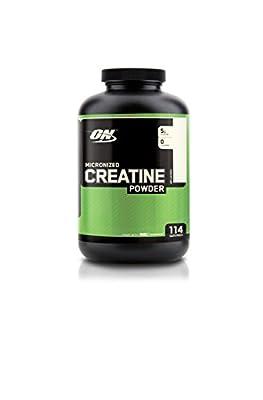 Optimum Nutrition Creatine Powder-Unflavored, 4000-g Mega Size Package