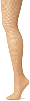Capezio Womens Professional Fishnet Seamless Tight