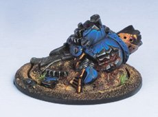 Privateer Press - Warmachine - Cygnar: Light Warjack Wreck Marker Model Kit