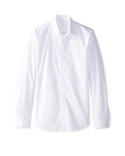 Jil Sander Men's Delizia Contrast Placket Sport Shirt