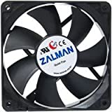 Zalman ZM-F3 120mm Quiet Case Fan with Silicone Pins