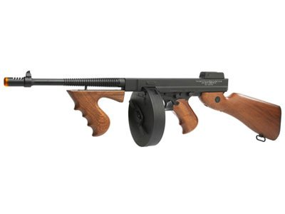 Thompson M1928 Full-Metal Body AEG airsoft gun