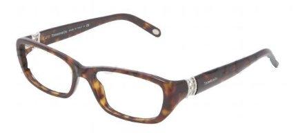 TIFFANY Eyeglasses TF 2069B 8015 Havana 53MM